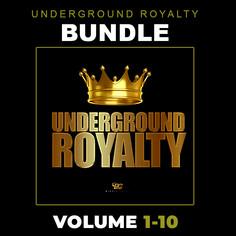 Underground Royalty: Bundle Vols (1-10)
