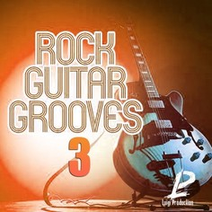 Rock Guitar Grooves 3
