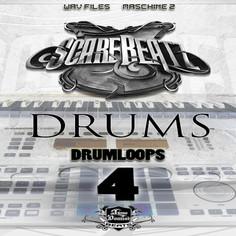 Scarebeatz Drums Vol 4