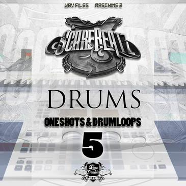 Scarebeats Drums Vol 5