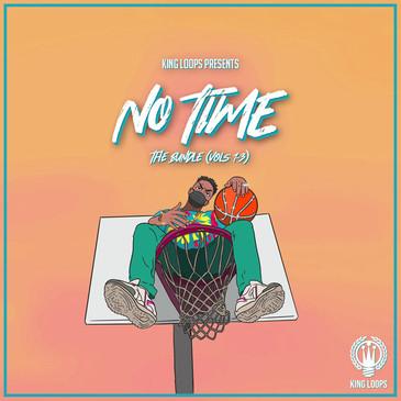 No Time Bundle (Vols 1-3)