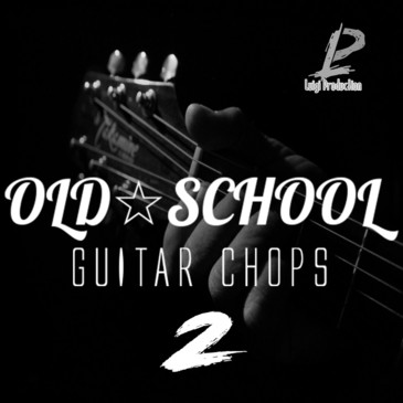 Old School Guitar Chops 2