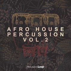Afro House Percussion Vol 2