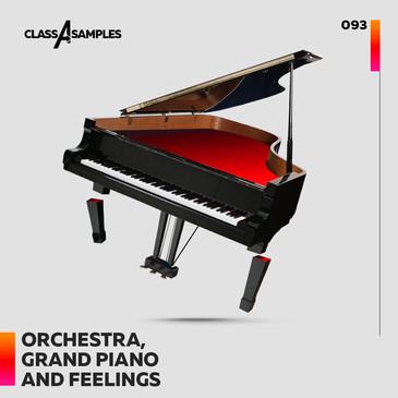 Orchestra Grand Piano & Feelings