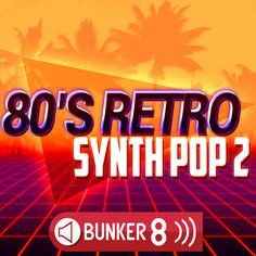 80s Retro Synth Pop 2