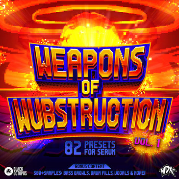 MDK - Weapons of Wubstruction Vol 1