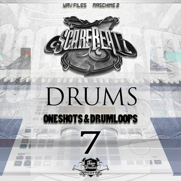 Scarebeatz Drums Vol 7