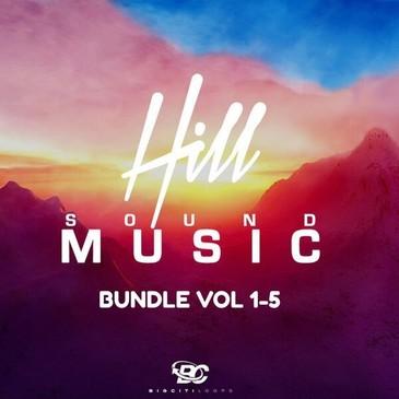 Hill Sound Music Bundle Vol 1-5
