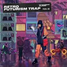 Retro Futurism Trap