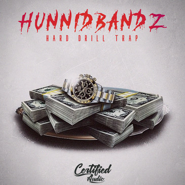 Hunnid Bandz Hard Drill Trap