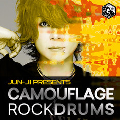 Jun-Ji: Camouflage Rock Drums