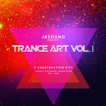 Trance Art Vol 1