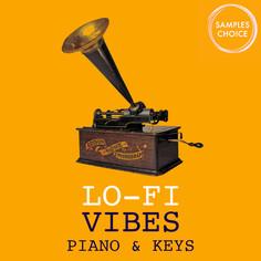Lo-Fi Vibes: Piano & Keys