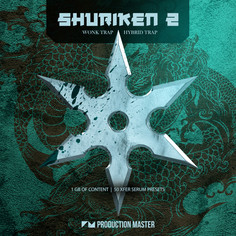 Shuriken 2 - Wonk & Hybrid Trap