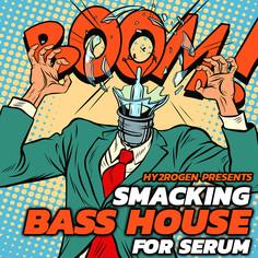 Smacking Bass House For Serum