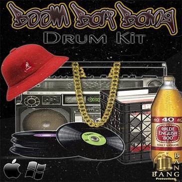 Boom Bap Bang Drum Kit