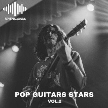 Pop Guitars Stars Vol 2