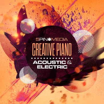 Creative Piano: Acoustic & Electric
