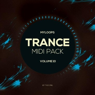 Trance MIDI Vol 10