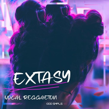 Extasy: Vocal Reggaeton