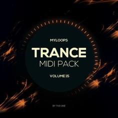 Trance MIDI Vol 15