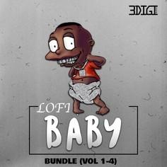 LoFi Baby: Bundle (Vol 1-4)