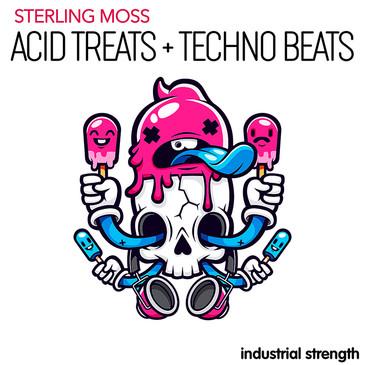 Sterling Moss: Acid Treats And Techno Beats