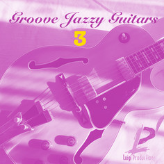 Groove Jazzy Guitars 3