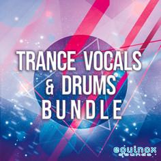 Trance Vocals & Drums Bundle