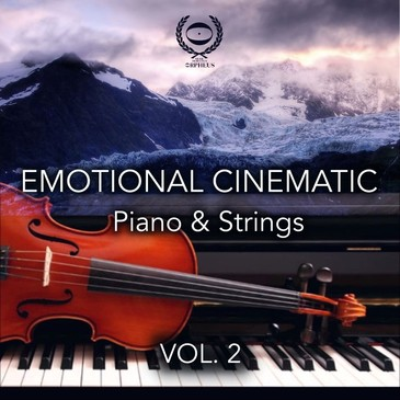 Emotional Cinematic Piano & Strings Vol 02