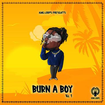 Burn A Boy Vol 1