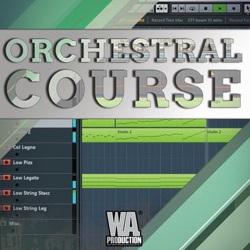 Orchestral Course By Evan Rogers