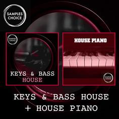Keys & Bass House & House Piano