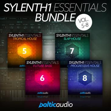 Sylenth1 Essentials Bundle (Vols 5-8)