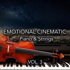 Emotional Cinematic Piano & Strings Vol 03