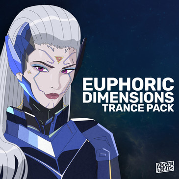 Euphoric Dimensions: Trance Vocal Pack