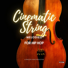 Cinematic String Melodies for Hip Hop