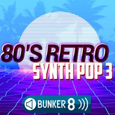 80s Retro Synth Pop 3