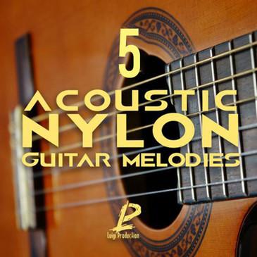 Acoustic Nylon: Guitar Melodies 5