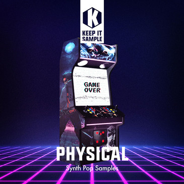 Physical: Synth Pop Samples
