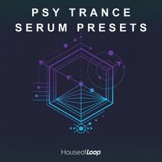 Psy Trance Serum Presets