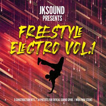 Freestyle Electro Vol 1